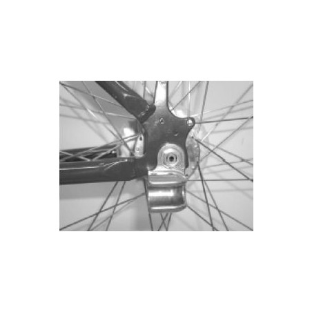 Thule Chariot Kupplung hitch
