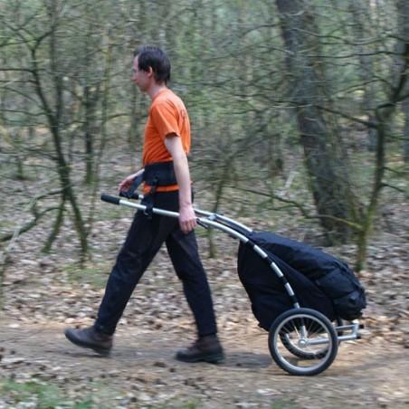 Radical Wheelie V Traveller HD Wanderanhänger