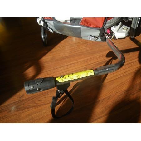 Thule Chariot Deichsel mit Weberanschluss