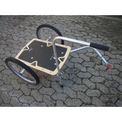 Used Y-Frame Handdeichsel