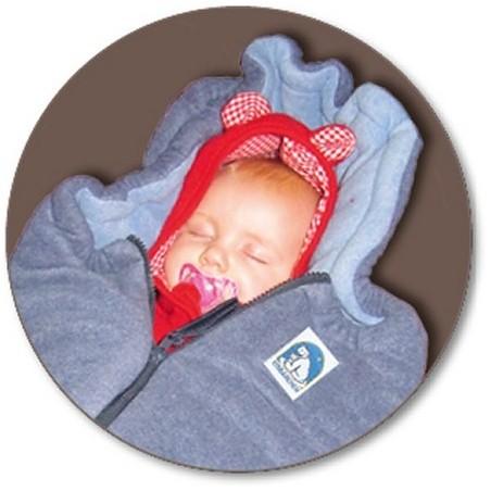 Heitmann Felle Baby-Winterfußsack