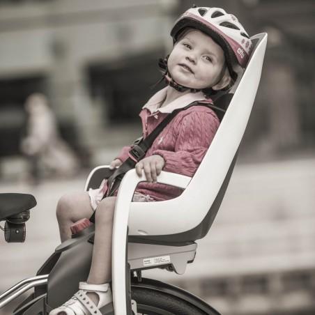 Hamax Caress Fahrradsitz Halterung abschließbar