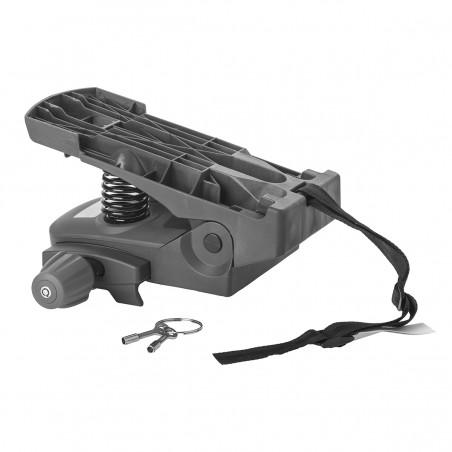 Hamax Carrier Adapter Caress/Zenith Halterung für Gepäckträger