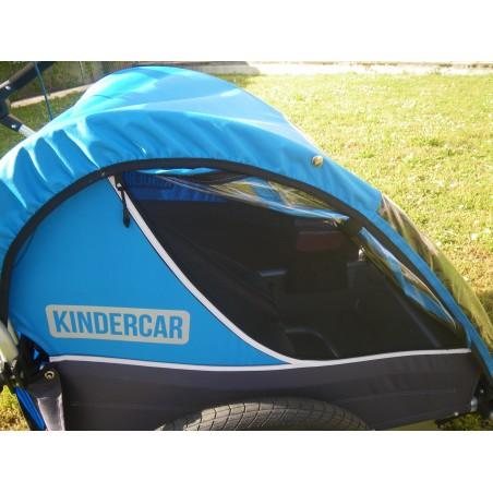 Kindercar City all inkl. Kinderanhänger / optional mit Skaterbremse