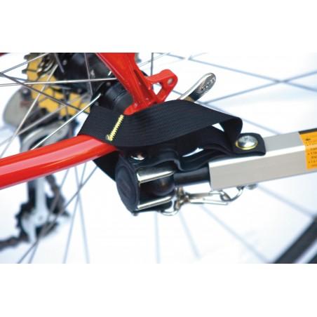 Thule Chariot Kupplungssicherung/Sicherungsstift/rubber hitch strap