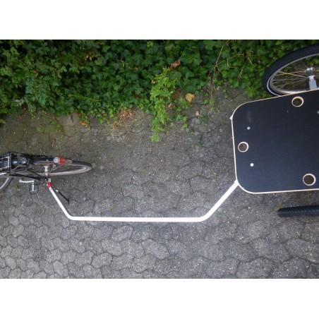 ����y.'9�-9�m��_CarryFreedomTheYlangeDeichsel+0,9m,ZubehörLastenanhänger-Fahrradanhänger