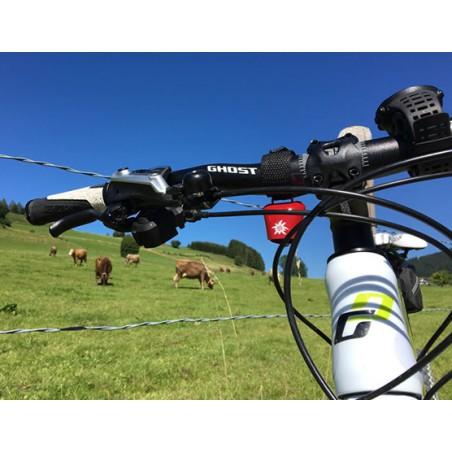 Alpenhupe Fahrradklingel/Hängerklingel/Trail bell
