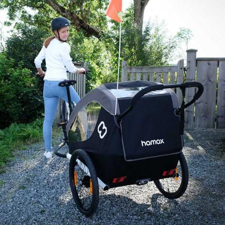 HAMAX Traveller Kinderanhänger 2021