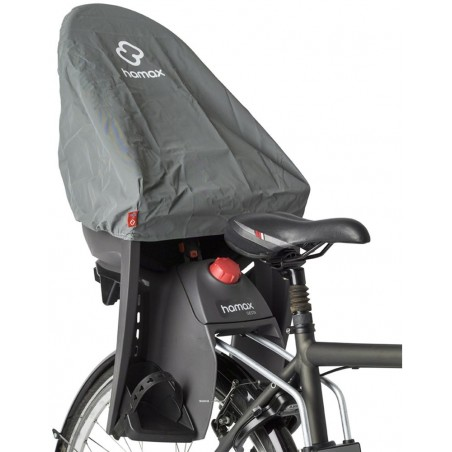Hamax Regenschutz für Kindersitz / rain cover
