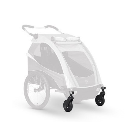 Burley (2-Rad-) Buggy-Set für Tail Wagon