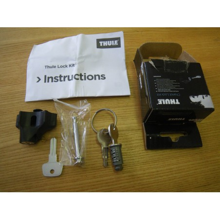 Thule Deichselschloss/lock kit für Cab/Lite/Cross