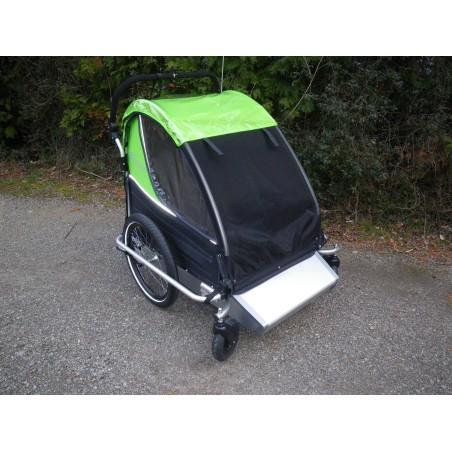 Kindercar Reha Buggy all inkl. Kinderanhänger