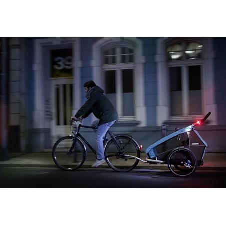 Croozer Licht-Schiebebügel