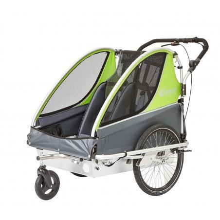 Kindercar Zwillingscar