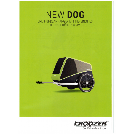 Croozer Dog XXL