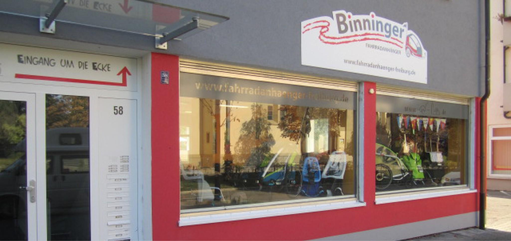 Unser Ladengeschäft in Freiburg
