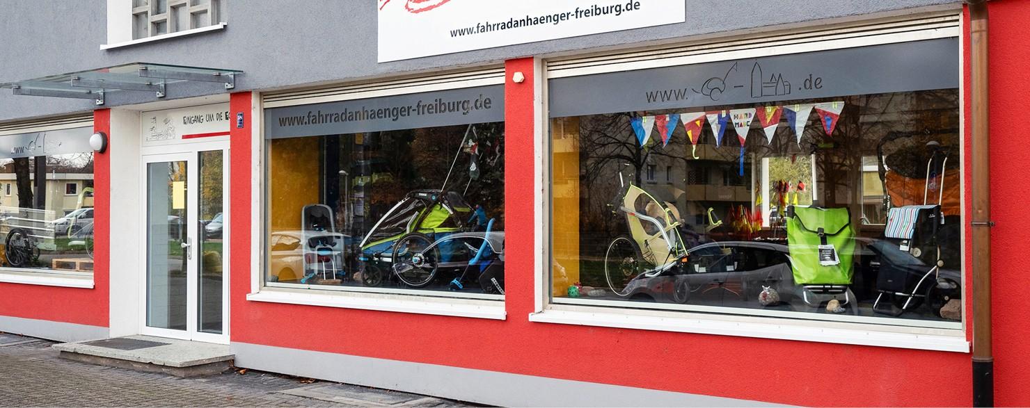 Unser Ladengeschäft in Freiburg. Komm vorbei